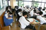野間中学校体験入学【6】