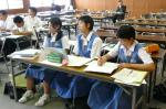 野間中学校体験入学【14】