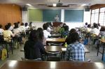 荒木中学校PTA学校訪問【4】