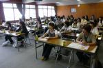 荒木中学校PTA学校訪問【5】
