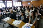 那珂川南中学校PTA学校訪問【2】