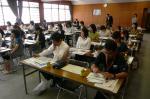 基山中学校PTA学校訪問【2】