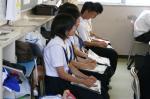 粕屋東中学校体験入学【8】