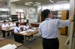 粕屋東中学校体験入学【15】