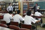 粕屋東中学校体験入学【23】