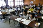 第3回中学校体験入学会【3】