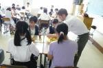 第3回中学校体験入学会【8】