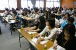 宮竹中学校PTA学校訪問【2】