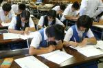 三宅中学校・須恵東中学校体験入学【11】