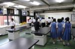横手中学校体験入学【8】