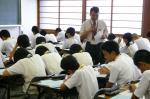 平野中学校体験入学【7】