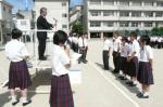 高校終業式【1】