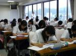 特S・一貫クラス~夏期学習強化合宿