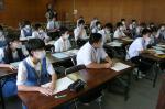 太宰府東中学校 学校訪問【5】