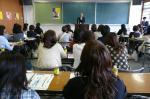 筑紫野南中学校PTA 学校訪問【1】