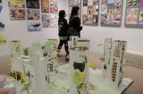 筑陽学園デザイン展