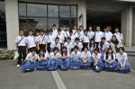 平成22年度 第4回目 体験入学(甘木中学校)