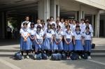 平成22年度 体験入学(夜須中学校)