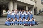平成22年度 体験入学三輪中学校