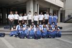 平成22年度 第10回目 体験入学(日佐中学校)