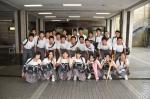 平成22年度 第11回目 体験入学(春日西中学校)
