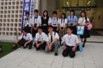 福岡県の代表生徒