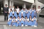 平成22年度 第3回目 体験入学(春日南中学校)