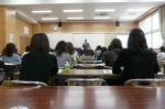 平成22年度 諏訪中学校PTA 学校訪問