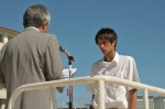 全九州高等学校体育大会 水泳競技 男子200m平泳ぎ第2位 川畑 佑平(かわばた ゆうへい)