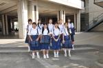 平成22年度 第17回目 体験入学(天拝中学校)
