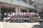 平成22年度 第18回目 体験入学(大野東中学校)