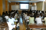 平成22年度 筑紫丘中学校PTA 学校訪問