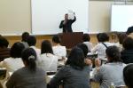 平成22年度 筑紫野南中学校PTA 学校訪問