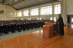 平成23年度第1学期始業式