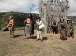 マオリ村訪問