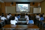 平成23年度 体験入学(太宰府中学校)【4】