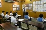 平成23年度 体験入学(太宰府中学校)【9】