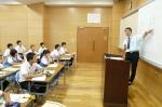 平成23年度 体験入学(太宰府中学校)【6】