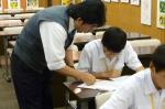 平成23年度 体験入学(太宰府中学校)【14】