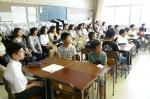 筑陽学園中学校 体験入学会【4】