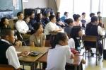 筑陽学園中学校 体験入学会【6】