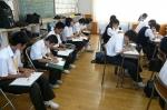 平成23年度 体験入学(春日中学校)【6】