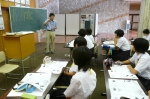平成23年度 体験入学(春日中学校)【8】