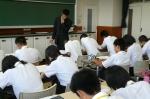 平成23年度 体験入学(春日中学校)【9】