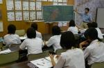 平成23年度 体験入学(春日中学校)【13】