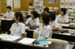 平成23年度 体験入学(春日中学校)【14】