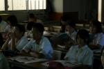 平成23年度 体験入学(春日中学校)【18】