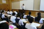 平成23年度 体験入学(学業院中学校・太宰府西中学校)【6】