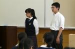 平成23年度 体験入学(学業院中学校・太宰府西中学校)【21】