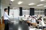 平成23年度 体験入学(大利中学校)【6】